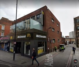 McDonald's Dalston