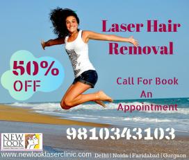 Laser Hair Removal In Faridabad