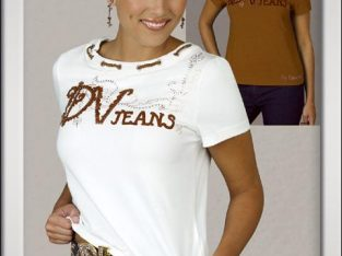 Luxury T Shirt by Donna Vinci