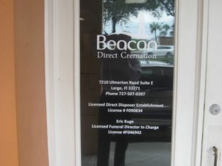 Direct Cremation Services in Tampa Bay, Cremations in Florida