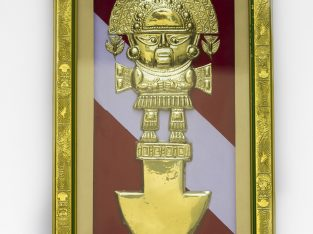 Framed Tumi Peruvian Decor