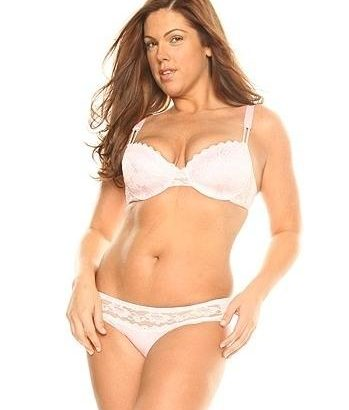 PLUS SIZE FULL FIGURE BRA SET BY CARRIE AMBER