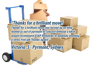 Office Removals Sydney