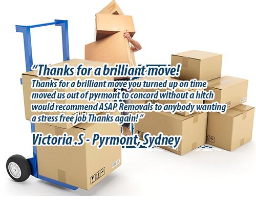Office Removals Sydney