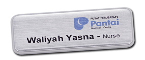 Design Name Badges Online