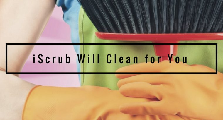 iScrub – Cleaning Service in Cambridge