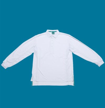 Embroidered Polos Perth – Long Sleeve Cool Cricket Polos – Sportswear