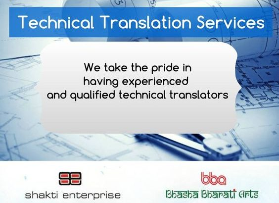 Professional Technical Translation Services