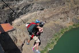 Twin Falls Idaho BASE Jumping
