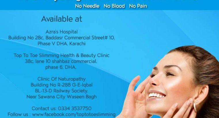 HIFU Skin Treatment