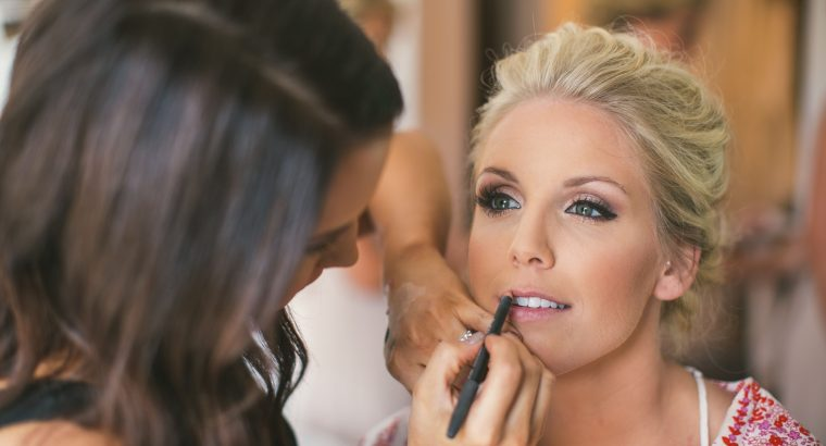 Hire a makeup artist and look fabulous in your upcoming event