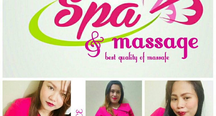 Home and hotel service massage