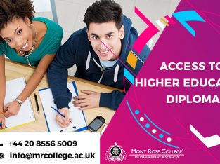 Level 3 access to higher education diploma course in London
