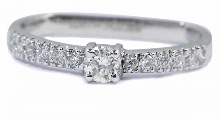 Solitaire Engagement Ring Alison