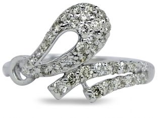 Diamond Ladies Ring Chrisse