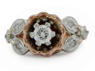 Engagement Ring Iacchus