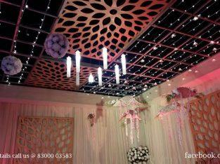 Wedding stage decorators in coimbatore | Wedfish