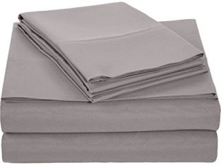 Dark Grey Sheets – AanyaLinen