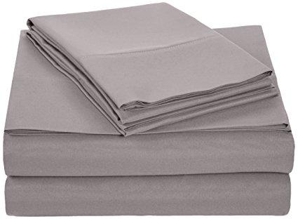 Dark Grey Sheets – AanyaLinen