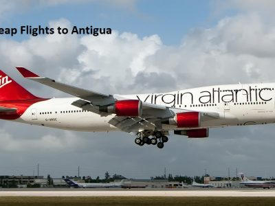 Book Flights from Antigua to London Today