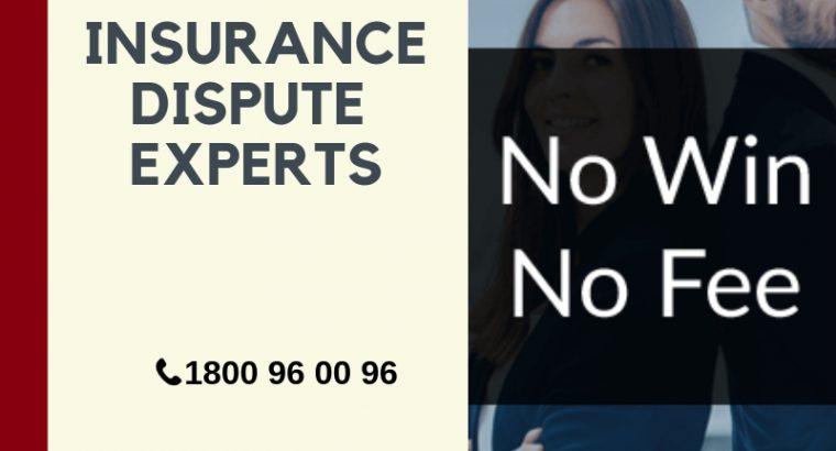 Insurance Dispute Experts