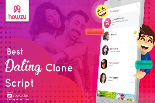 Best Dating Clone App Script – Howzu