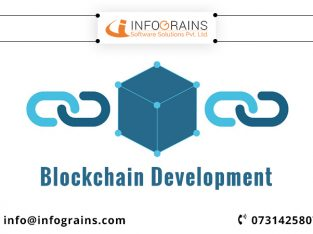 Top-Notch Blockchain Application Development Company