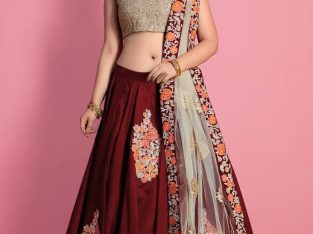Exclusive collection of lehengas at Mirraw | Reasonable Prices