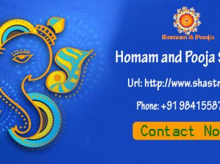 Homam And Pooja Services Chennai – Shastrigal.net