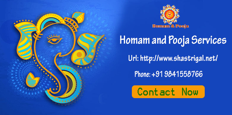 Homam And Pooja Services Chennai – Shastrigal net – Local