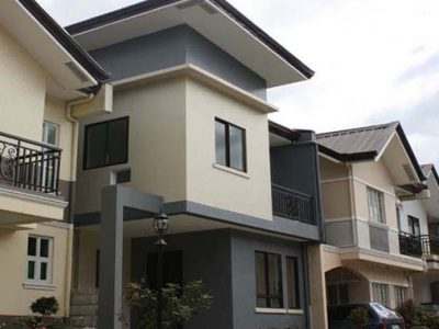 Caloocan House and Lot in Capitol Park Homes near SM Fairview