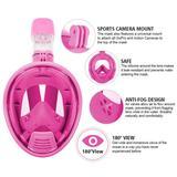Full Face Snorkel Mask Uk