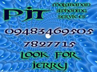 Pjt malabanan siphoning services 7827715