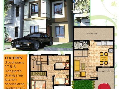 Capitol Park Homes Caloocan House and Lot near SM Fairview