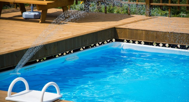 Inground Pool Pumps: High Quality Pool Equipment & Pumps
