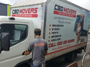 CBD Movers Brisbane – House Movers