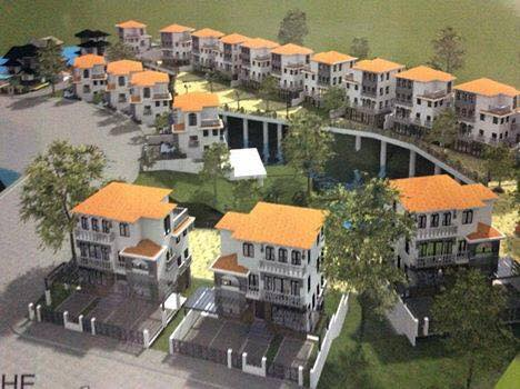 Quezon City House and Lot in Loyola Grand Villas