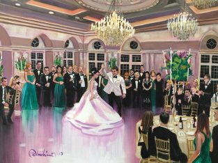Wedding Painter New Jersey