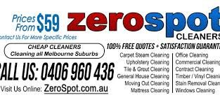 Commercial Cleaning Services by Zero Spot Cleaners