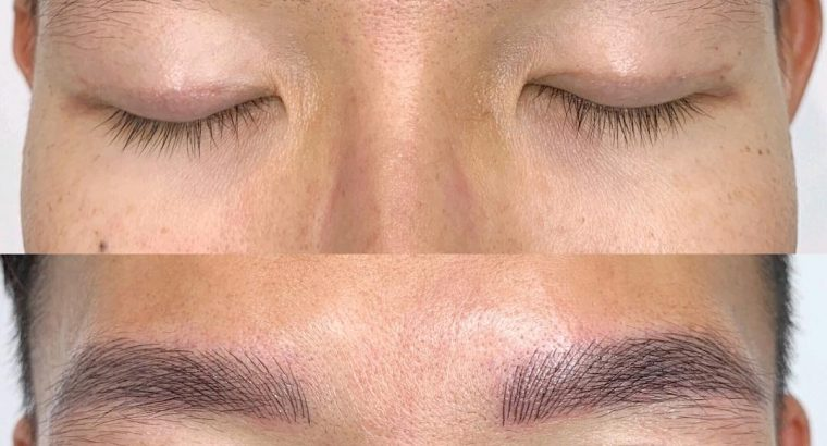 Mens Microblading in Los Angeles