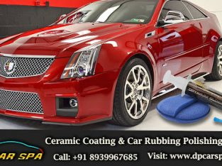 Ceramic Car Coating Services in Chennai – 8939967611