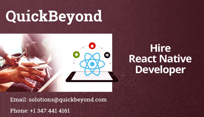 React Native Development Company | Hire React Native Developers