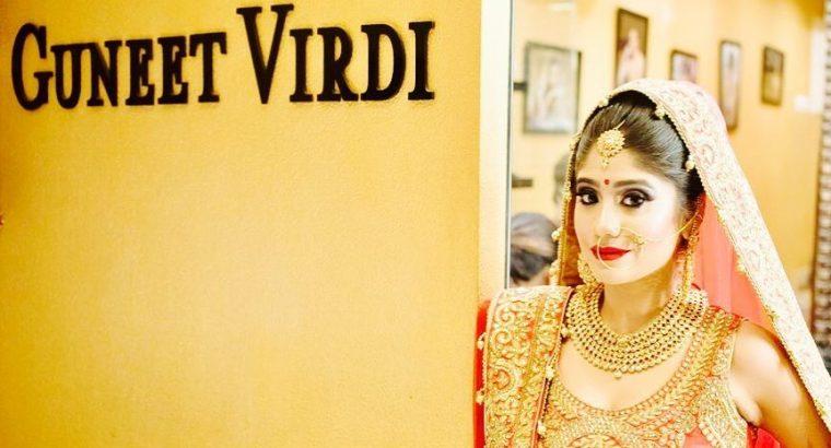 Best Salon for Bridal Makeup in Delhi