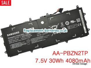 SAMSUNG AA-PBZN2TP PBZN2TP Battery for SAMSUNG Chromeboo 905S3G-K07 XE303C12