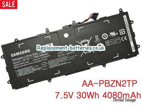 SAMSUNG AA-PBZN2TP PBZN2TP Battery for SAMSUNG Chromeboo 905S3G-K07 XE303C12