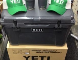 YETI cooler promotional bundle sale