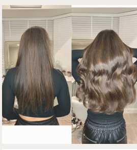 Discount on Hair Extensions