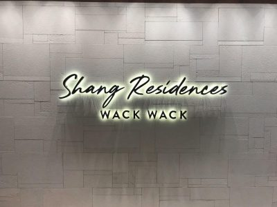 Premium 3BR Shang Residences Wack Wack
