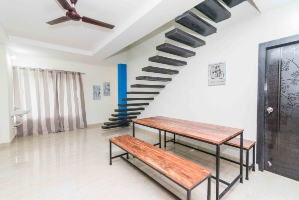 Co – Living Bachelor Rooms for Rent in Financial District, Hyderabad – Living Quarter