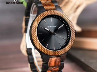 Wooden watches for men and women's